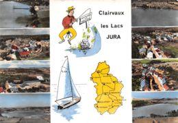 39-CLAIRVAUX LES LACS-N°542-D/0301 - Clairvaux Les Lacs