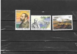 IRLANDE Nº 955 AL 957 - Irlanda