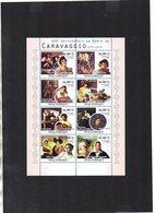 MOZAMBIQUE. ART. CARAVAGGIO. MNH (4R2618) - Unclassified