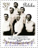 "2019.04.17. 150th Anniversary Of The Establishment Of The ""Sokol"" Gymnastic Society MNH - Neufs"
