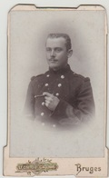 Vintage - Photographie  1900 - Militaire Belge - N°  11 - Oud (voor 1900)