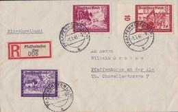 Deutsches Reich 1941, R- Ortsbrief MiF Pfaffenhofen - Germany