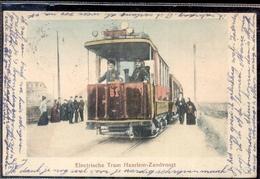Zandvoort - Electrische Tram - Haarlem - 1904 - Zandvoort