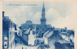 CPA - France - (29) Finistère - Ouessant - Le Clocher De Lampaul - Ouessant