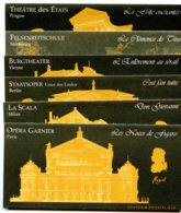 Lot Z327 France Bloc Souvenir 7/12 Mozart - Blocs & Feuillets