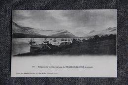 ISLANDE - Crépuscule Boréal, La Baie De FASKRUDSFJORD, à Minuit. - Iceland