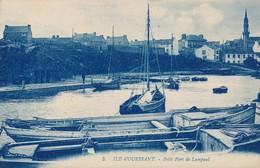 CPA - France - (29) Finistère - Ouessant - Petit Port De Lampaul - Ouessant