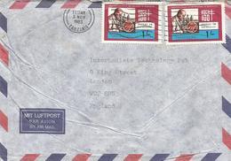Tanzania 1983 Dodoma Tuberculosis Robert Koch Cover - Enfermedades