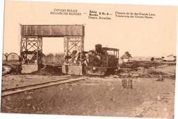 Congo Belge - Chemin De Fer Des Grands Lacs - Yzerenweg Der Groote Meren - Belgisch-Kongo - Sonstige