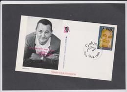 FRANCE 1 Enveloppe FDC Premier Jour Coluche N°YT 2902 - 17 09 1994 - 1990-1999