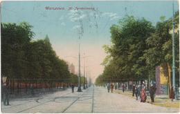 Warszawa - Al. Jerozolimska - Polonia