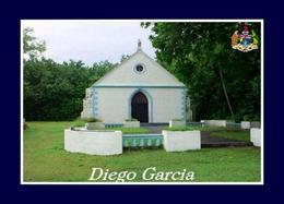 Diego Garcia Chapel New Postcard - Postales