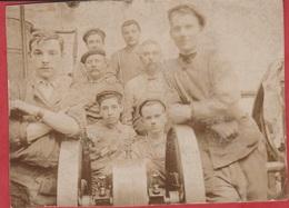 Photo - Vintage - Plusieurs Génération D'ouvriers - Photos