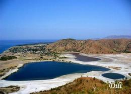 AK Osttimor East Timor Tasi Tolu Lakes New Postcard - Osttimor