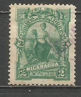 NICARAGUA YVERT NUM. 37 USADO - Nicaragua