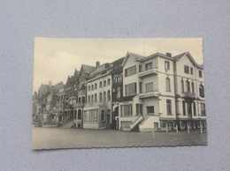 Nieuport Bains  Villas Sur La Digue - Cartes Postales