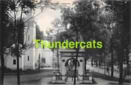 CPA CARTE OFFICIELLE DE L'EXPOSITION UNIVERSELLE LIEGE 1905 NELS NO 206 PAVILLON D'ALGERIE - Expositions