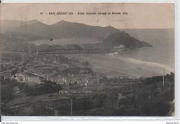 San Sebastian- Vista Tomada Desde El Monte Ulia - Guipúzcoa (San Sebastián)