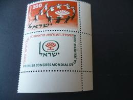TIMBRE ISRAEL N°  140   NEUF **  MNH - Israel