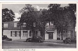 779/ Hotel Beermannshaus, Hasslinghausen I. Westfaren, Oude Motor, En Auto - Andere
