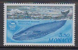 Monaco 1983 Whale 1v ** Mnh (42342) - Monaco
