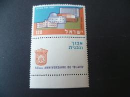 TIMBRE ISRAEL N°  151     NEUF **  MNH - Israel