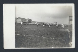 La Chaux-de-Fonds, Vers La Charrière Terrain De Football, Carte Exceptionnelle Et Rare, Football Stadium - NE Neuchâtel