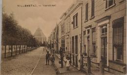 Willemstad (N - Br.) Voorstraat (geanimeerd) 19?? T - Andere