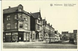 Middelkerke -- Avenue Van Den Heuvel. (2 Scans) - Middelkerke