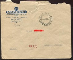 "1952 ""Enveloppe"" - Cartas"