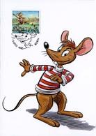 Maximumkarte 2010 - Maus Jimmy Flitz / Mouse / Souris / Mouse - Cartes-Maximum (CM)