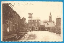 (G174) ONEUX-COMBLAIN - Un Coin Du Village - Château D'eau (?) - Comblain-au-Pont