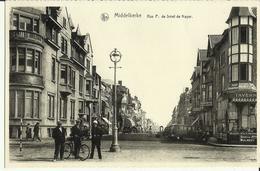 Middelkerke -- Rue P. De Smet De Nayer.      (2 Scans) - Middelkerke