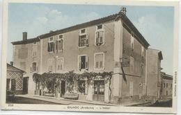 - 07 -  ARDECHE  - GILHOC  -L'Hotel  Michelon - Hotels & Restaurants
