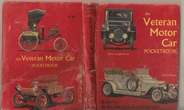 CAR - Voiture - The Veteran Motor Car - Pocketbook - 1963    256pp - Livres, BD, Revues