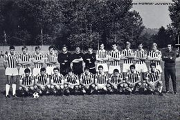 JUVENTUS - LEGGETE HURRA' - NON VIAGGIATA - Calcio