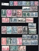 Année 1938   - Timbres Oblitérés - France