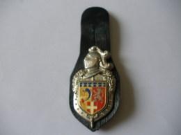 INSIGNE ANCIEN GENDARMERIE DE SAVOIE - Polizia