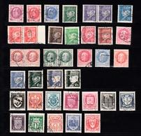 Année 1941   - Timbres Oblitérés - Oblitérés