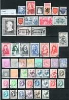 Année 1944   - Timbres Oblitérés - Used Stamps