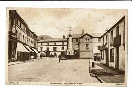 CPA - Carte Postale - Royaume Uni -Powys- Crickhowe- The Market Place-1949 VM2261 - Wales