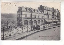 SP- 54 -  LONGWY - BAS - La Poste - Enfants - Timbre - Cachet - 1912 - Longwy