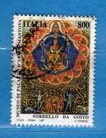 Italia °- 1997 - Patrimonio Artistico E Culturale  Unif. 2349.  Usato.  Vedi Descrizione - 1946-.. République