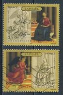 °°° FRANCE 2005 - Y&T N°3838/39 °°° - France