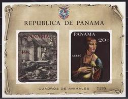 Panama, 1967, Painting, Durer Da Vinci Block - Art