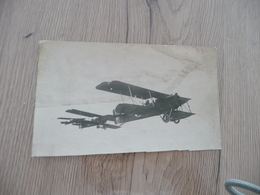 Photo Originale  Aviation Avion Vols De  3 Avions De Guerre à Identifier Mal Découpée 8.1 X 14 Cm - Luchtvaart