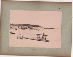2 Photos Fin XIXe Cancale Ille Et Vilaine Bretagne Iles Chausey Granville Normandie - Photos