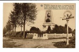 CPA - Carte Postale Belgique Waterloo - Monument Des Belges  VM2266 - Waterloo
