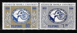 Philippines 1984 Ateneo De Manila University MNH - Filippine