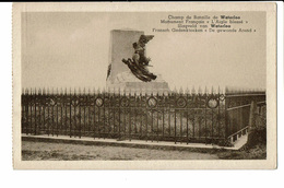 CPA - Carte Postale Belgique Waterloo - L' Aigle Blessé Monument Français VM2267 - Waterloo